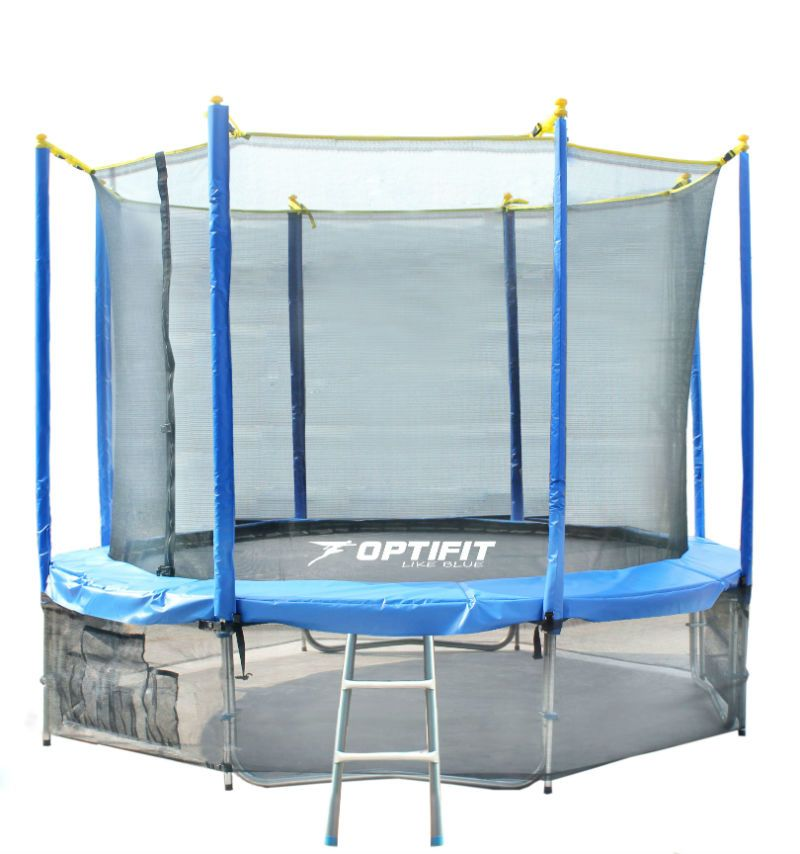 Батут OPTIFIT LIKE BLUE 16 FT