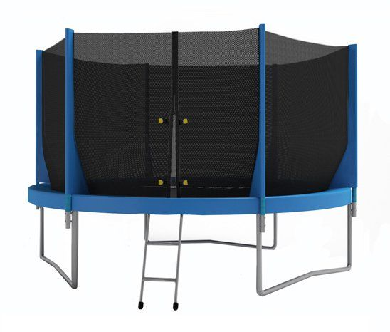 Батут OPTIFIT JUMP 6 FT синий